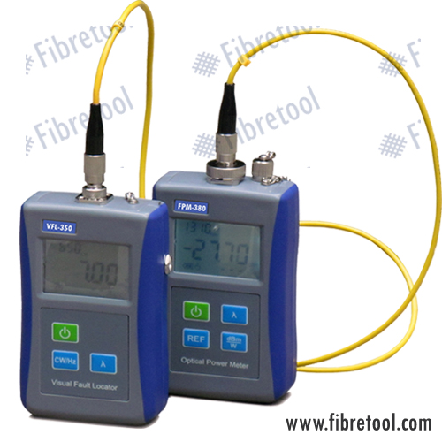 Fibretool 2-IN-1 Optical Power Meter & VFL Tester