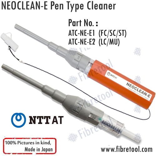 NEOCLEAN-E Pen Type Cleaner SC| LC